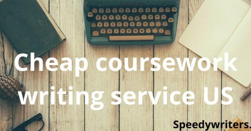 Buy coursework online | Cheap coursework writing service US